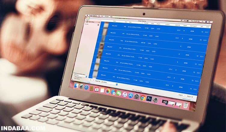 How to Transfer Photos from iPhone to External Hard Drive on Mac