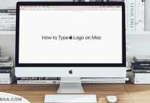 How to Type Apple Logo  on Mac