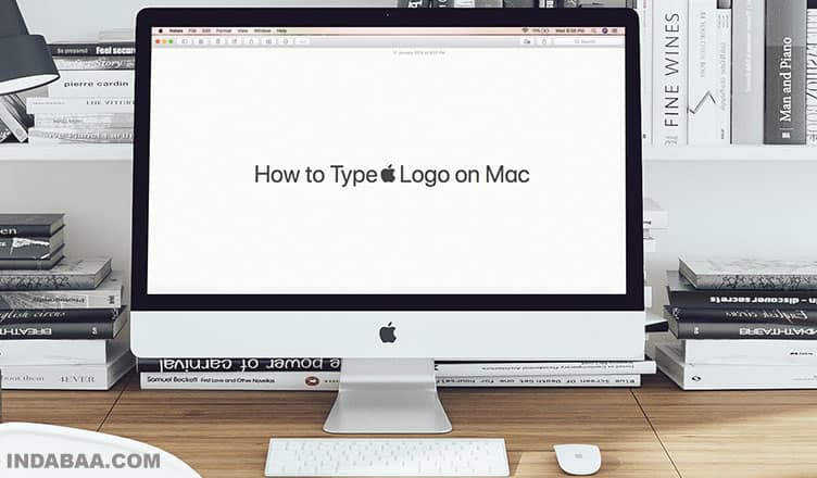 How to Type Apple Logo  on Mac  - How to Type Apple Logo     on Mac - How to Type Apple Logo  on Mac Running macOS High Sierra