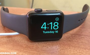 How to Use Apple Watch Nightstand Mode in WatchOS 4