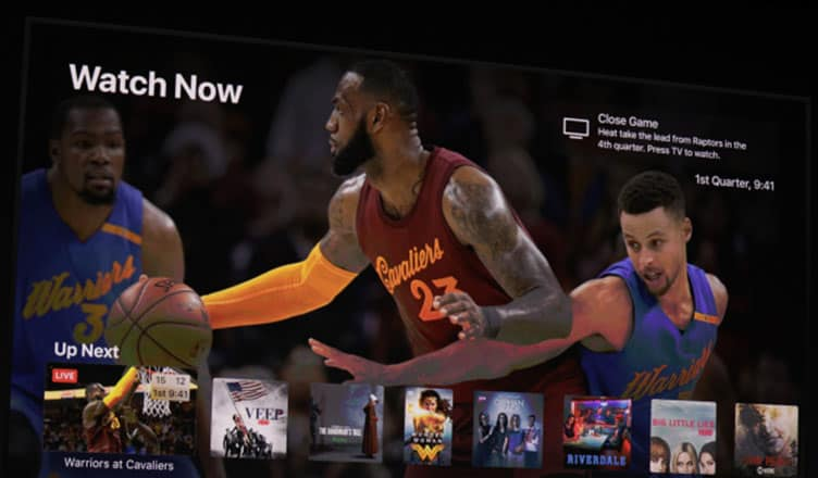 How to Watch Live Sports on Apple TV