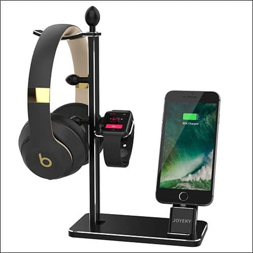 JoYeKY Apple Watch and iPhone Charging Dock