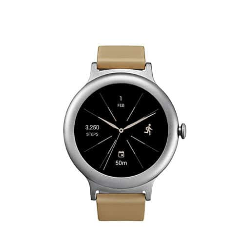 LG Watch Style Android Wear Smartwatch