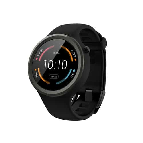 Motorola Moto 360 Sport Smartwatch for Android