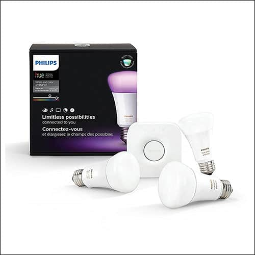 Philips Hue Bulb Compatible with HomePod and Siri
