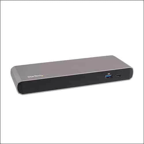 StarTech Thunderbolt 3 Dock for MacBook Pro