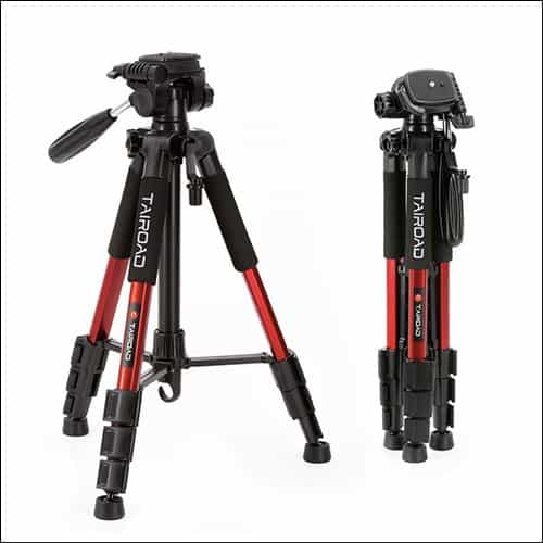 Tairoad Tripods for DSLR Camera
