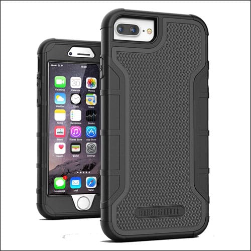 iPhone 8 Plus American Armor Case from Encased