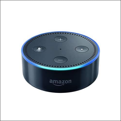 Amazon Echo Dot - HomePod Alternative
