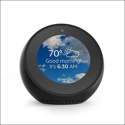 Amazon Echo Spot - HomePod Alternative