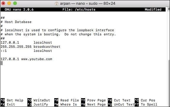 Block Websites in Safari on Mac