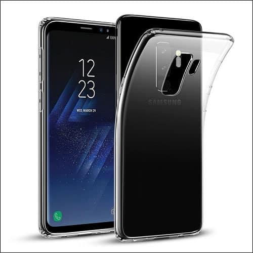 ESR Galaxy S9 Clear Case