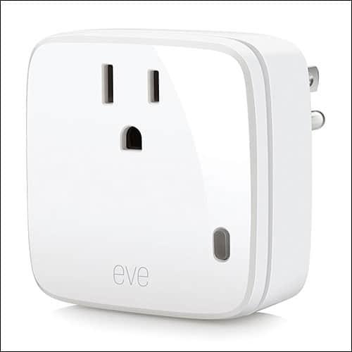 Elgato Eve Energy Smart Plug that Works With HomePod