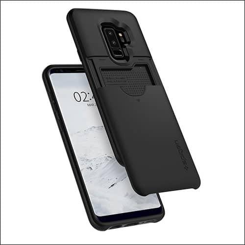 Galaxy S9 Wallet Cases from Spigen