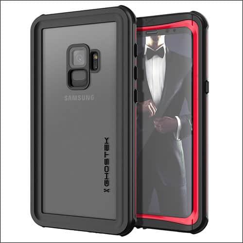 Ghostek Rugged Waterproof Case for Galaxy S9