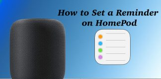 How to Create Reminders on HomePod Using Siri
