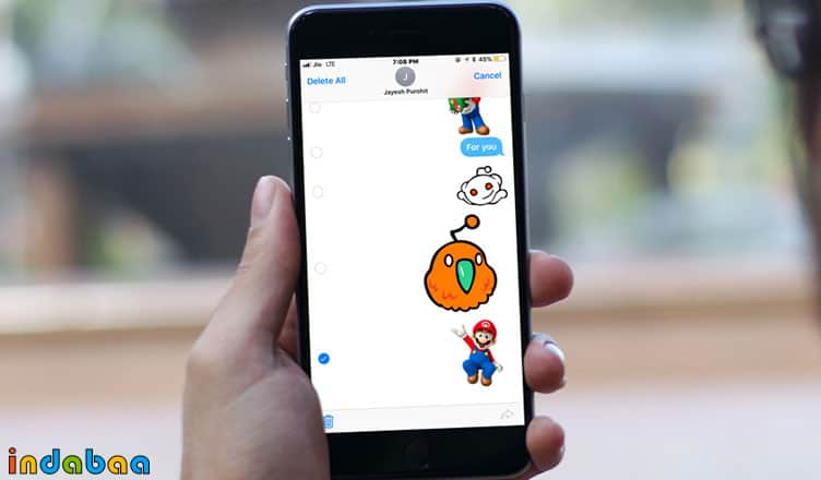 How to Delete Stickers from iMessages on iPhone and iPad