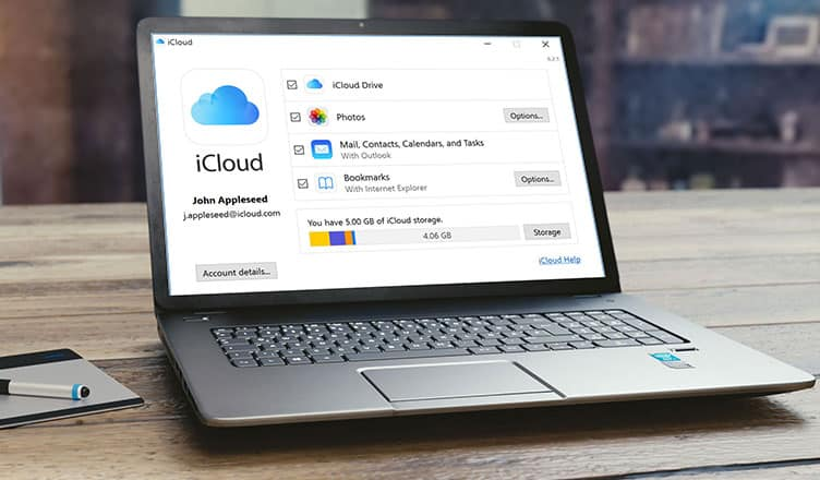 How to Sync iPhone and iPad with iCloud on Windows 10 PC