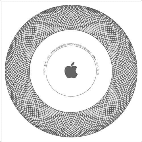 How to View Serial Number on HomePod itself.