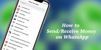 How to send and receive money on WhatsApp on iPhone and Android