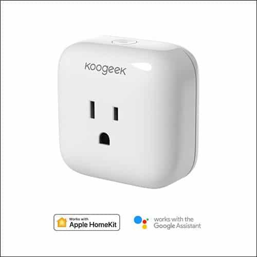 Koogeek Homekit Compatible Smart Plug