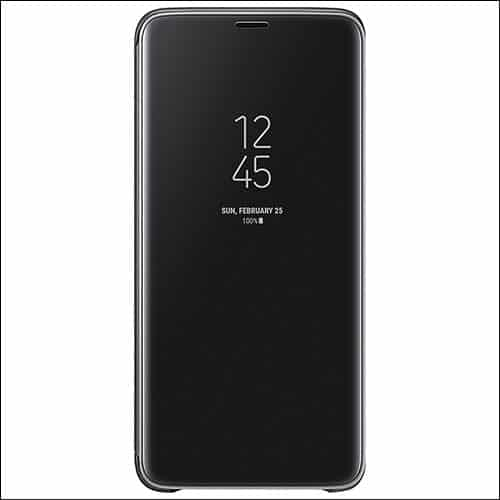 Samsung Galaxy S9 Plus Clear View Case