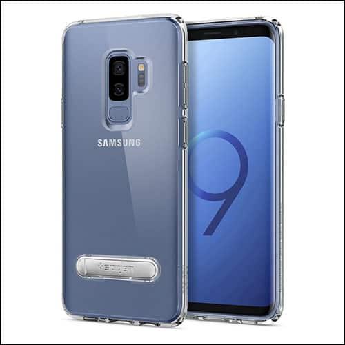 Spigen Clear Case for Galaxy S9 Plus