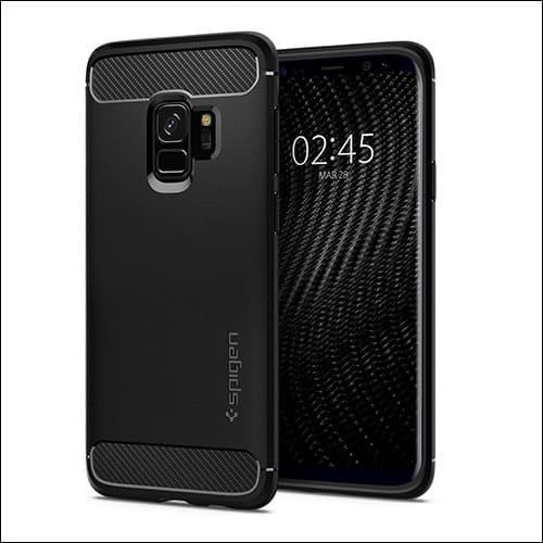 Spigen Rugged Armor Galaxy S9 Case