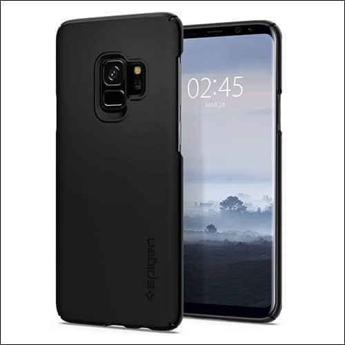 Spigen Thin Fit Galaxy S9 Case