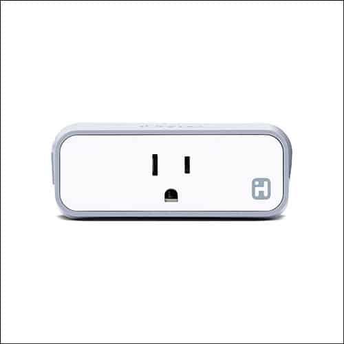 iHome Smart WiFI Plug Compatible With HomePod