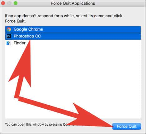 Choose Apps to Force Quit on Mac  - Choose Apps to Force Quit on Mac - App Got Stuck on Mac? How to Force Quit Apps on Mac
