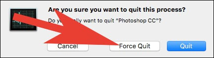 - Click on Force Quit on Mac 1 - App Got Stuck on Mac? How to Force Quit Apps on Mac