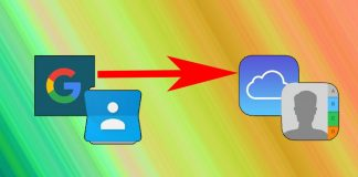 How to Transfer Gmail Contacts to iCloud Account