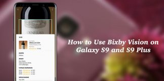 How to Use Bixby Vision on Samsung Galaxy S9 and S9 Plus