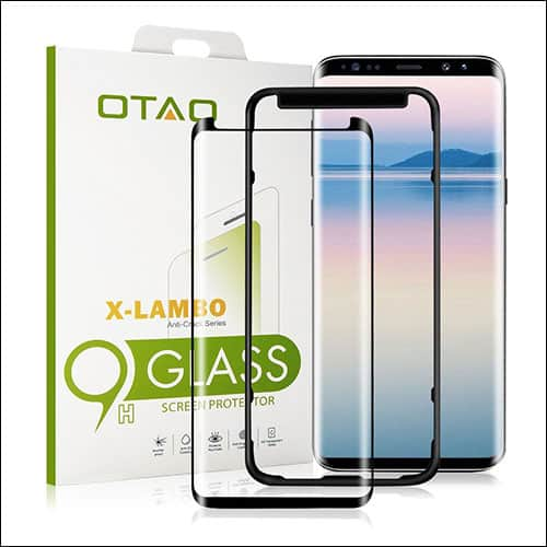 OTAO Galaxy S9 Screen Protectors