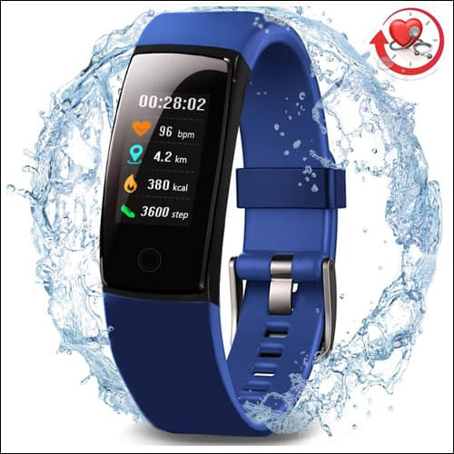 MorePro Waterproof Health Tracker