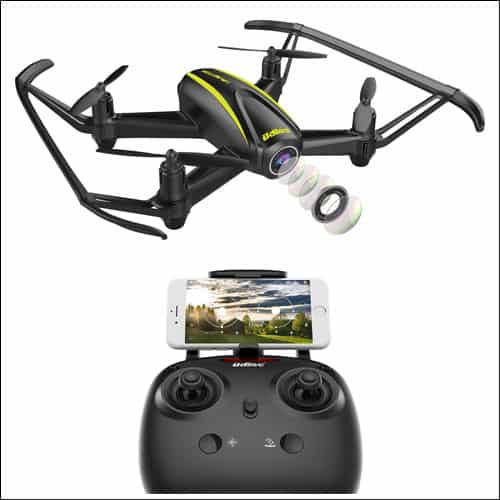 DROCON U31W Navigator FPV Drone for Beginners