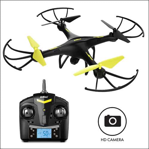 Force1 U45 HD Drone with Camera with 4GB Micro SD Card