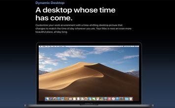 How to Setup Dynamic Desktop on Mac in macOS Mojave