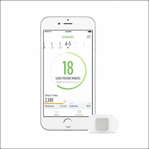 Lumo BodyTech Wearable Posture Coach