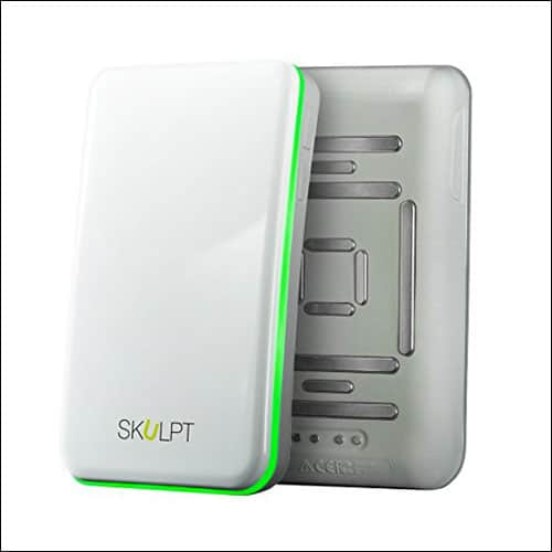 The Skulpt Scanner. Measures Body Fat Percentage
