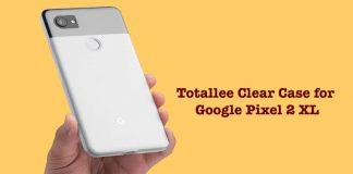 Totallee Google Pixel 2 XL Case