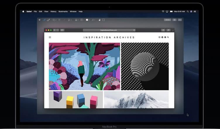 How to Take a Screenshot on MacOS Mojave 10.14  - How to Take a Screenshot on MacOS Mojave 10 - How to Take a Screenshot on macOS Mojave 10.14