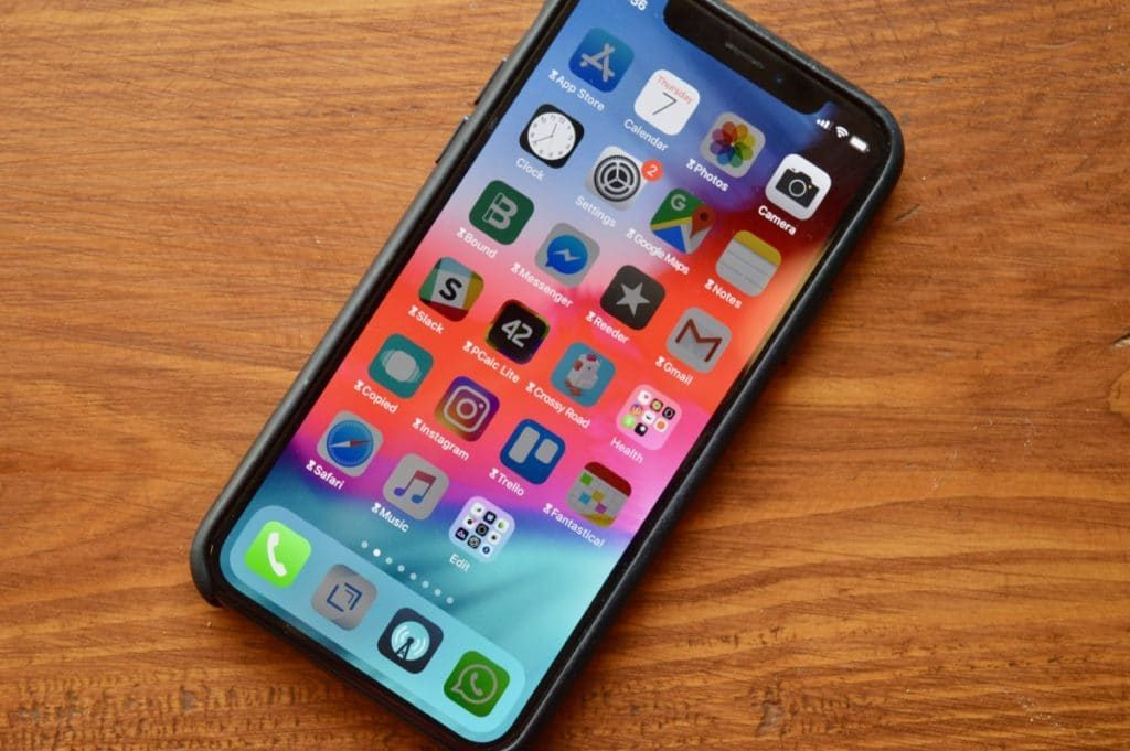 iOS 12 Operating System
