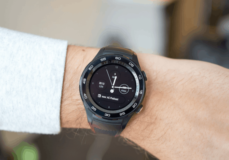 Huawei Watch 2 (Mid-Ranged)