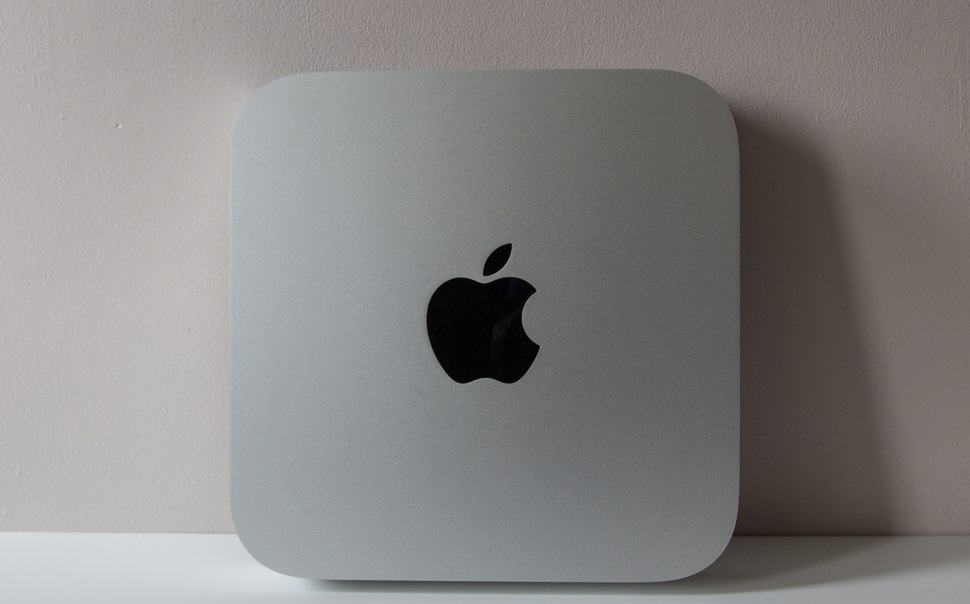Upgraded Mac Mini