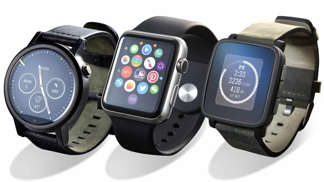 Best Android and iOS Smartwatches in 2018