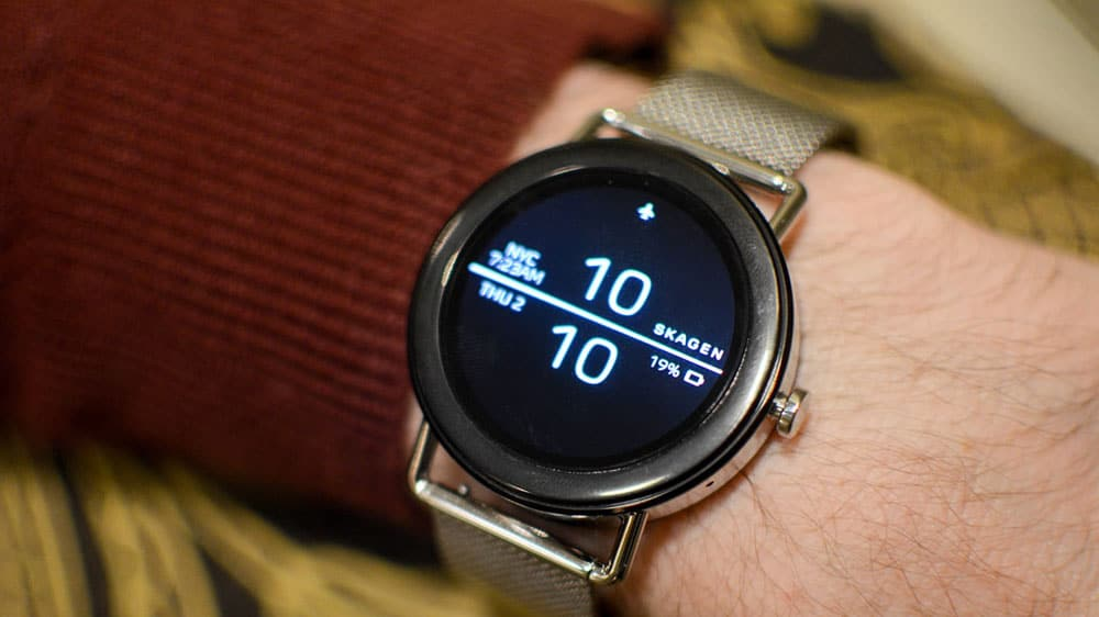 Wear OS Fitness Features