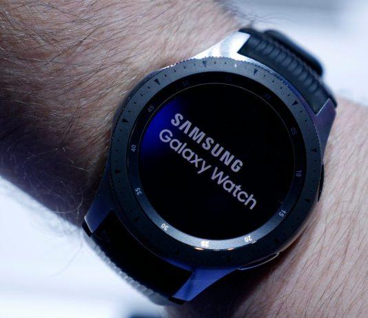 Featured Galaxy Watch