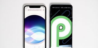 iOS 12 vs. Android 9 Pie